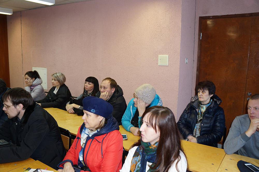 Собрание костромских дольщиков