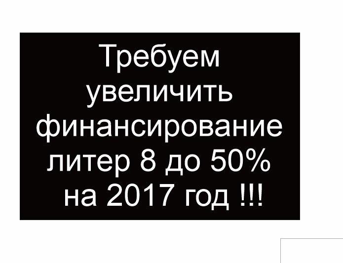 Митинг обманутых дольщиков в Костроме 4.02.2017